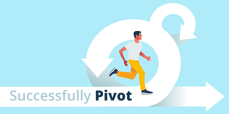 10 Steps to a Successful Pivot of Business Strategy