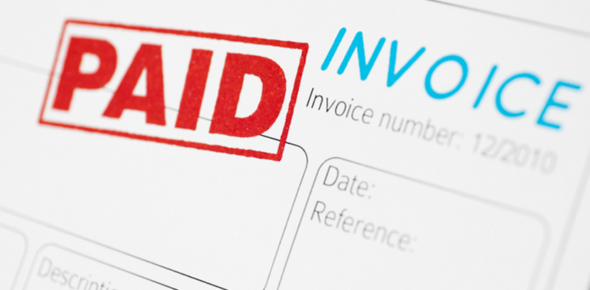How to get your invoice paid