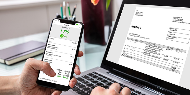 Working From Home Means Automating Accounts Receivable